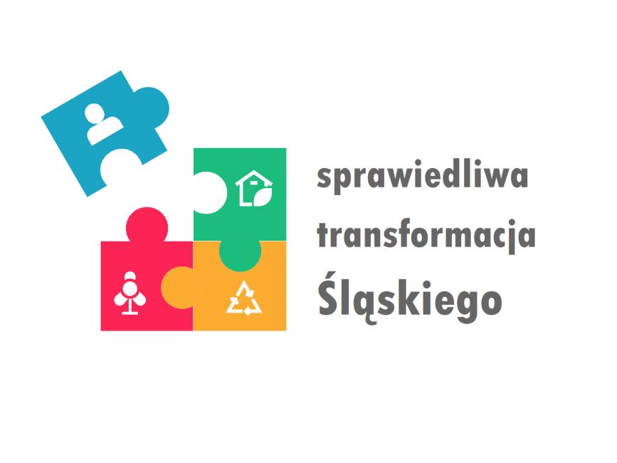 Logo - Sprawiedliwa Transformacja Śląskiego