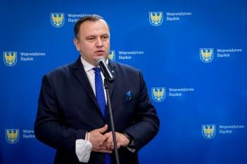 Jakub Chełstowski, Marszałek Województwa Ślaskiego