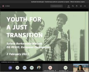 Spotkanie konsultacyjne dla osób młodych