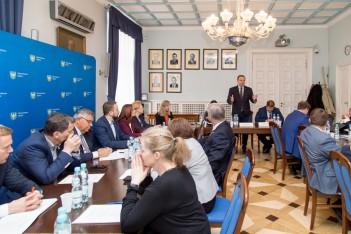 Zespół Regionalny konsultował logikę interwencji Planu Sprawiedliwej Transformacji