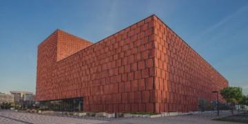 Centrum Informacji Naukowej i Biblioteka Akademicka (fot. Wojciech Mateusiak)