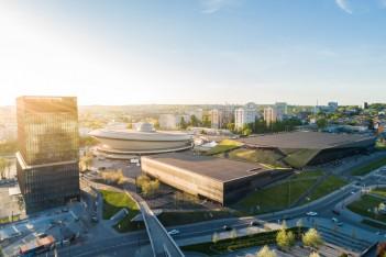 Międzynarodowe Centrum Kongresowe (fot. http://www.mckkatowice.pl)