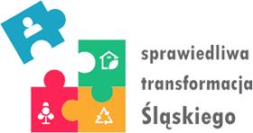 Logo Sprawiedliwa Transformacja Śląskiego
